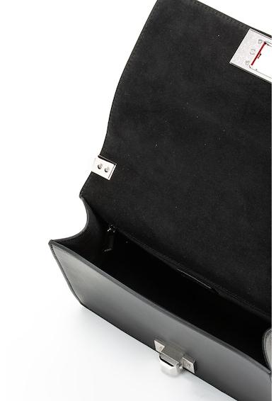 Furla Geanta crossbody de piele cu aplicatii metalice Mimi Femei