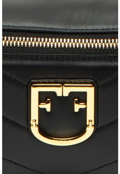 Furla Isola bőr övtáska steppelt hatással női