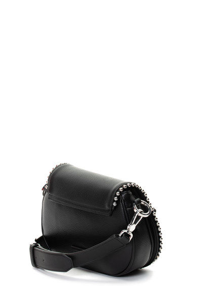 Max&Co Afoso műbőr keresztpántos táska és sál szett női