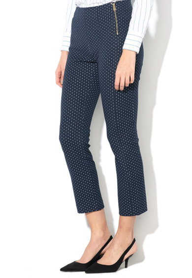 Max&Co Pantaloni slim fit cu aspect texturat Dantesco Femei