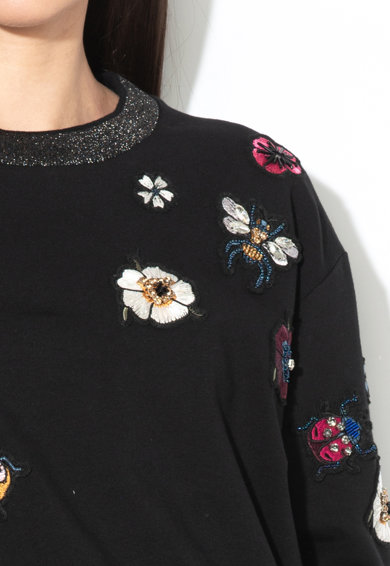 Max&Co Danaroso redős ruha&pulóver szett női