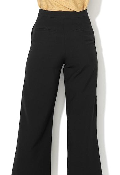 Max&Co Pantaloni culotte cu buzunare oblice Cartone Femei