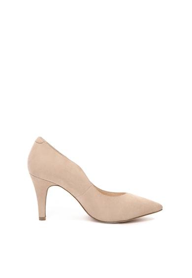 Caprice Pantofi de piele nabuc Femei