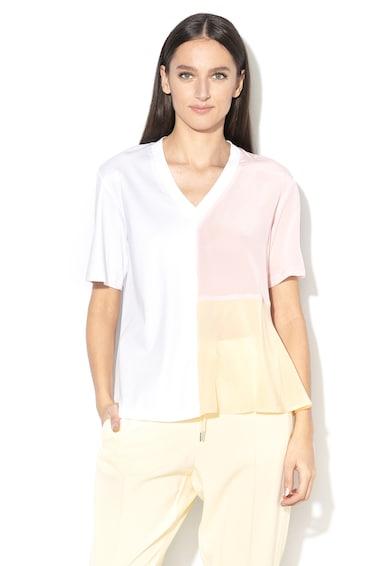 Sportmax Code John V-nyakú póló női
