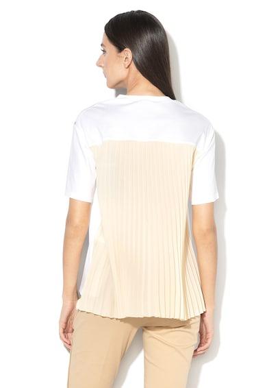 Sportmax Code Ercole modáltartalmú póló hímzett virággal női
