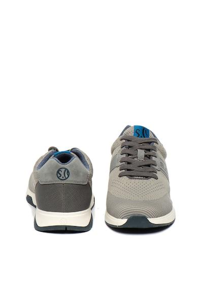 s.Oliver Pantofi sport cu detaliu logo Barbati