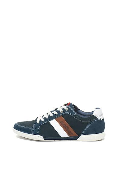 54d858da76 Bőr és nyersbőr sneaker - s.Oliver (5-5-13619-22-891)