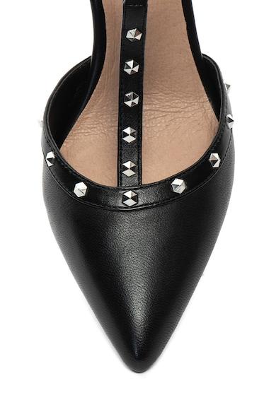 s.Oliver Pantofi de piele cu tinte Femei