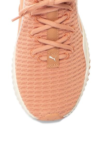 Puma Pantofi sport slip-on texturati Defy Femei