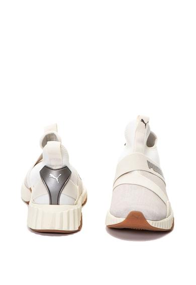 Puma Pantofi sport slip-on Defy Mid Luxe Femei