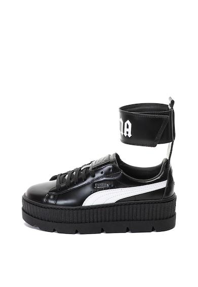 Puma Bokapántos flatform cipő - Puma x Fenty női