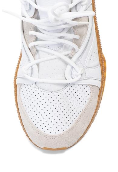 Puma Pantofi sport slip-on cu insertii de piele intoarsa Tsugi Barbati