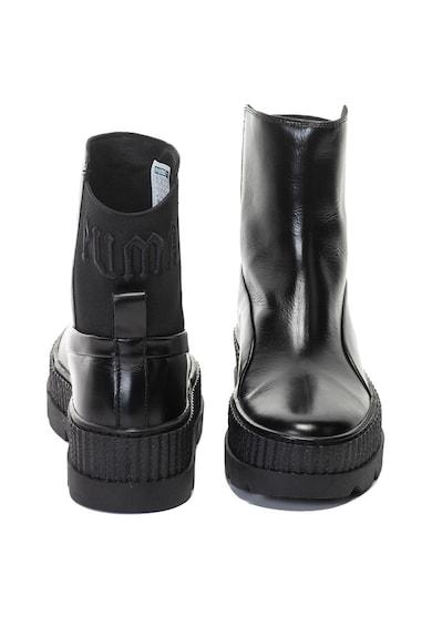 Puma Flatform bőrcipő - Puma x Fenty női