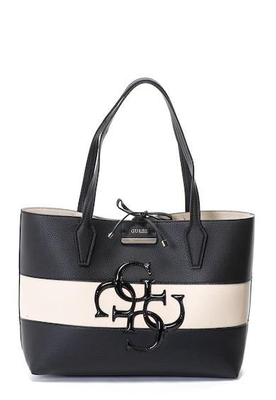 Guess Bobbi kétoldalú műbőr táska logórátéttel női