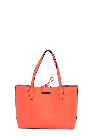 Guess Двулицева чанта Bobbi с вътрешен несесер Жени