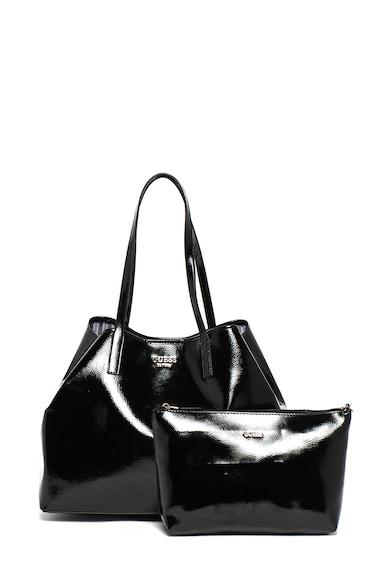 68d80c300306 Vikky shopper fazonú műbőr táska kivehető belső kistáskával - Guess ...