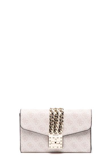 Guess Prisma logómintás keresztpántos táska női