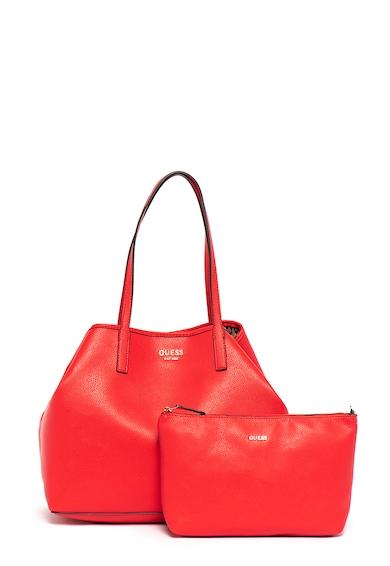 Guess Vikky shopper fazonú műbőr táska kivehető belső kistáskával női