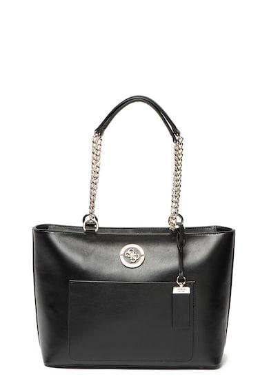 Guess Landon műbőr shopper fazonú táska női