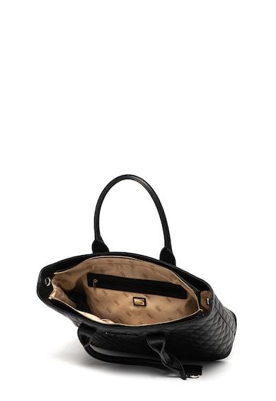 Guess Elliana steppelt hatású műbőr shopper fazonú táska női