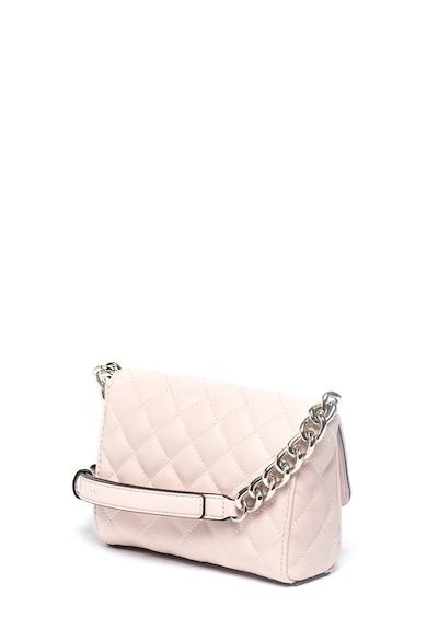 Guess Elliana mini keresztpántos táska steppelt mintával női