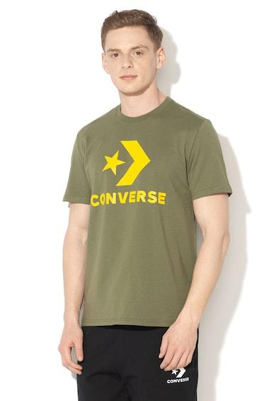 Converse Tricou cu imprimeu logo c Barbati