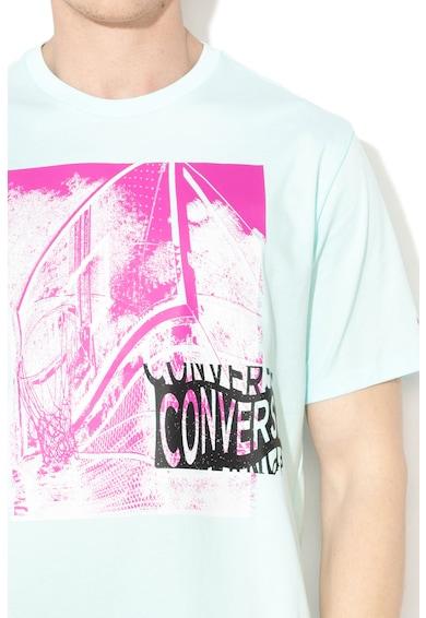 Converse Тениска с щампа и лого Мъже