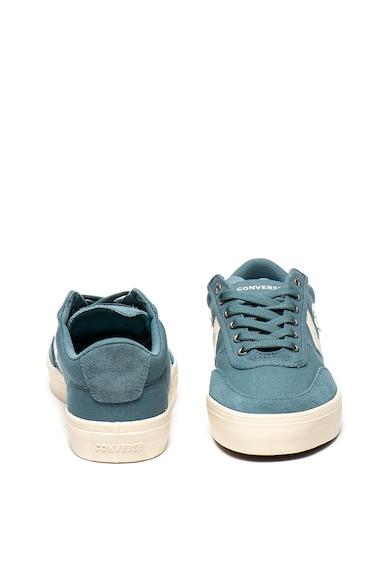 Converse Courtlandt OX uniszex párnázott cipő kontrasztos szegélyekkel férfi