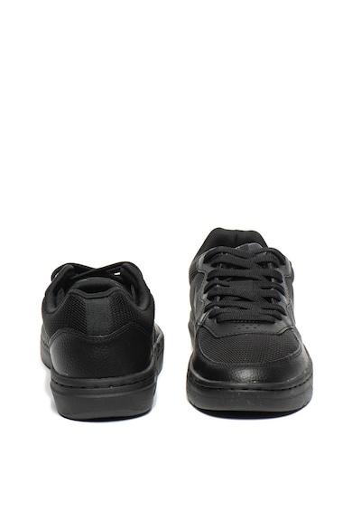 Converse Pantofi sport unisex de piele, cu sireturi Rival Barbati