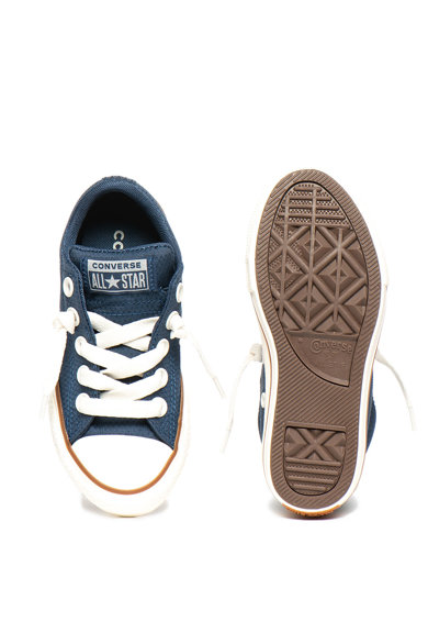 Converse Tenisi unisex din material textil Chuck Taylor All Star Street S Fete