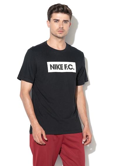 Nike Seasonal Block Football logómintás póló Dri-Fit technológiával férfi