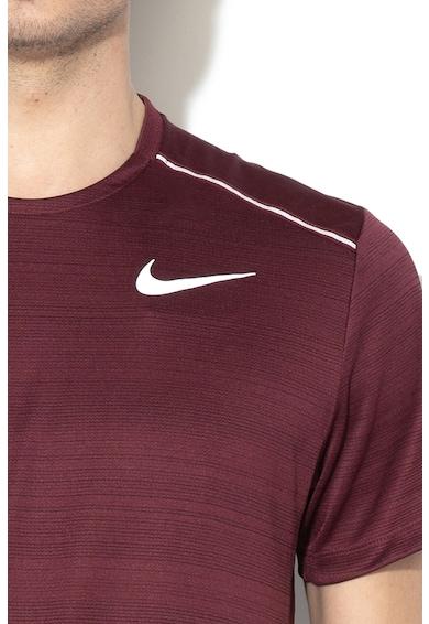 Nike Tricou cu Dry Fit, pentru alergare Miller Barbati