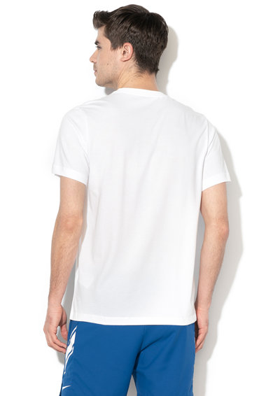 Nike Tricou regular fit cu imprimeu logo, pentru baschet Dri-Fit Barbati