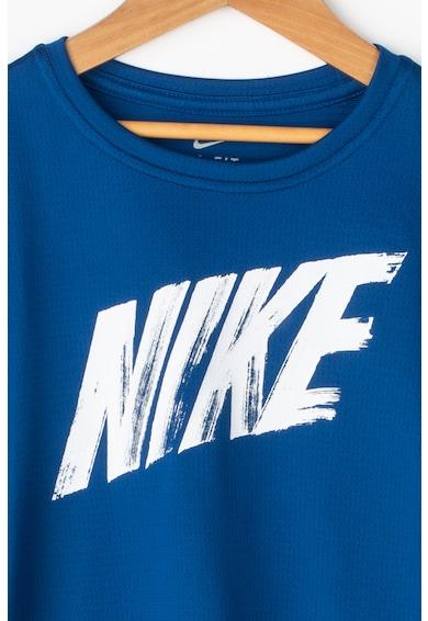 Nike Фитнес тениска Dri-Fit с лого Момчета