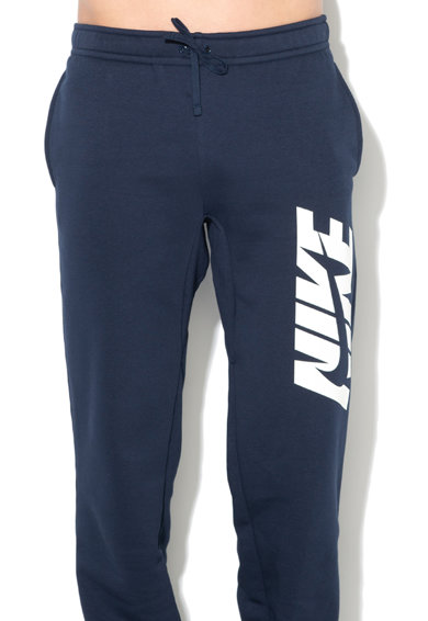 Nike Trening cu imprimeu logo si captuseala din fleece Barbati