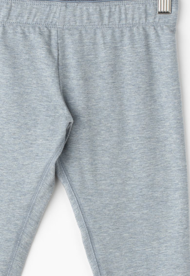 Nike Colanti cu imprimeu logo contrastant, pentru antrenament Fete