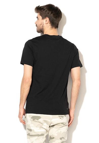 Nike Тениска с лого и овално деколте Мъже