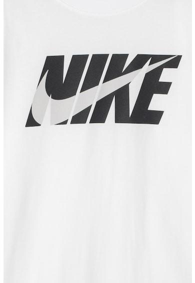 Nike Tricou cu imprimeu logo Swoosh Baieti