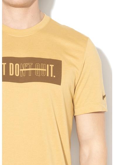 Nike Фитнес тениска с Dri Fit 6 Мъже