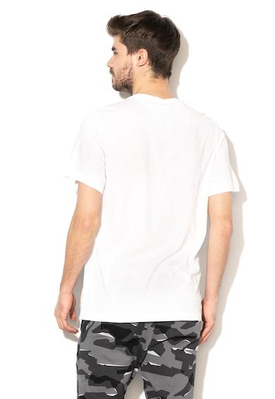 Nike Tricou cu imprimeu logo pentru antrenament Dri Fit Barbati