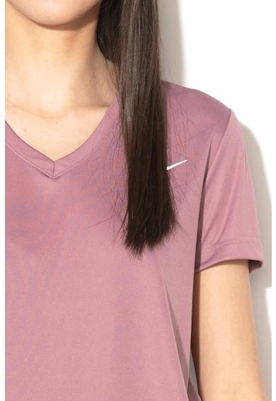 Nike Dri-Fit futópóló hálós anyagú hátoldallal női