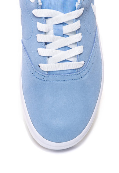 Nike Pantofi sport de piele intoarsa SB Check Solar Femei
