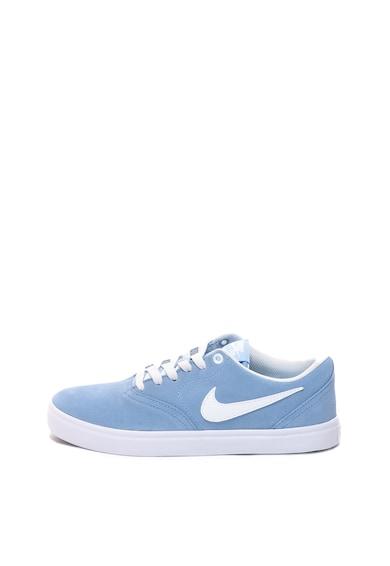 Nike Велурени спортни обувки SB Check Solar Жени