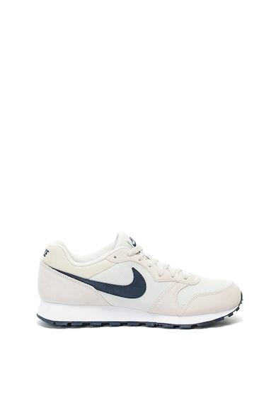 Nike MD Runner 2 sneakers cipő nyersbőr szegélyekkel férfi
