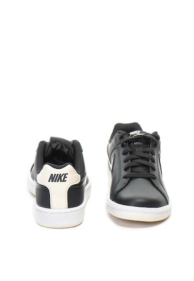 Nike Court Royale cipő lakkozott logóval női