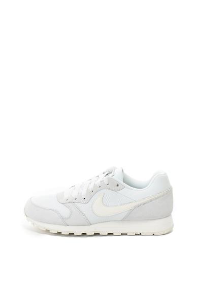 Nike Pantofi sport cu insertii de piele intoarsa MD Runner Femei