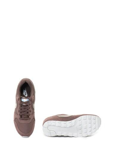 Nike Спортни обувки MD Runner 2 с велур и текстил Жени