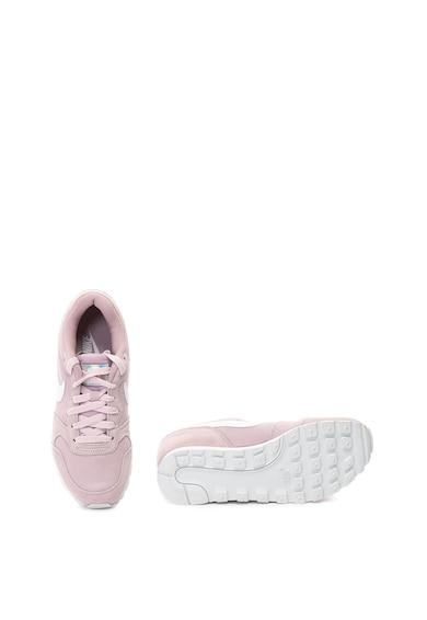 Nike Спортни обувки MD Runner с лого и велур Жени