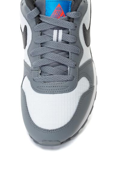 Nike Pantofi sport de piele si material textil MD Runner 2 Baieti