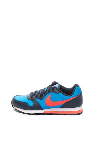 Nike MD Runner 2 cipő bőrszegélyekkel Fiú